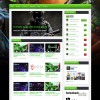 Flipsid3 Tactics eSports Web Design