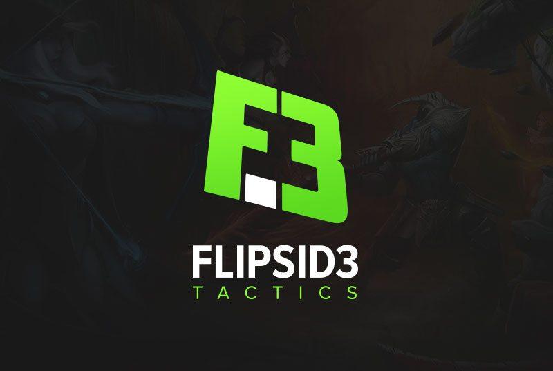 Flipsid3 Tactics Logo