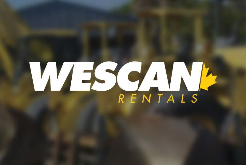 Wescan Rentals Logo