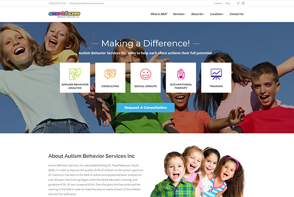 Autism Behavior Services