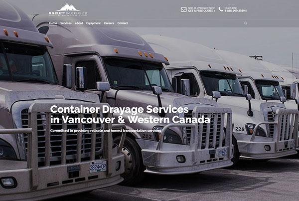 R.R. Plett Trucking
